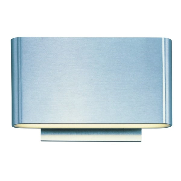 Aluminum 6-light Wall Sconce
