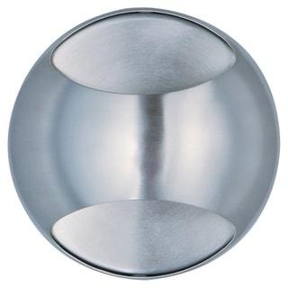 Nickel 1-light Wall Sconce