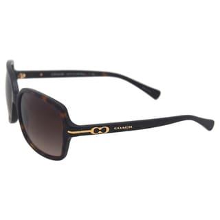 Link to Coach Women's Blair Dark Tortoise Sunglasses Similar Items in Women's Sunglasses