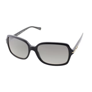 Coach Women's Blair Black Sunglasses