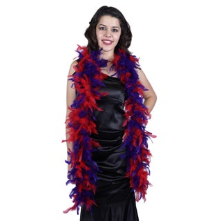 Chandelle Lightweight Boa with Lurex (More options available)