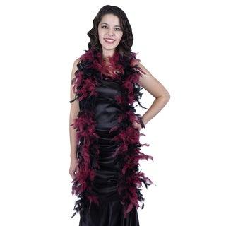 Chandelle Lightweight Boa with Lurex