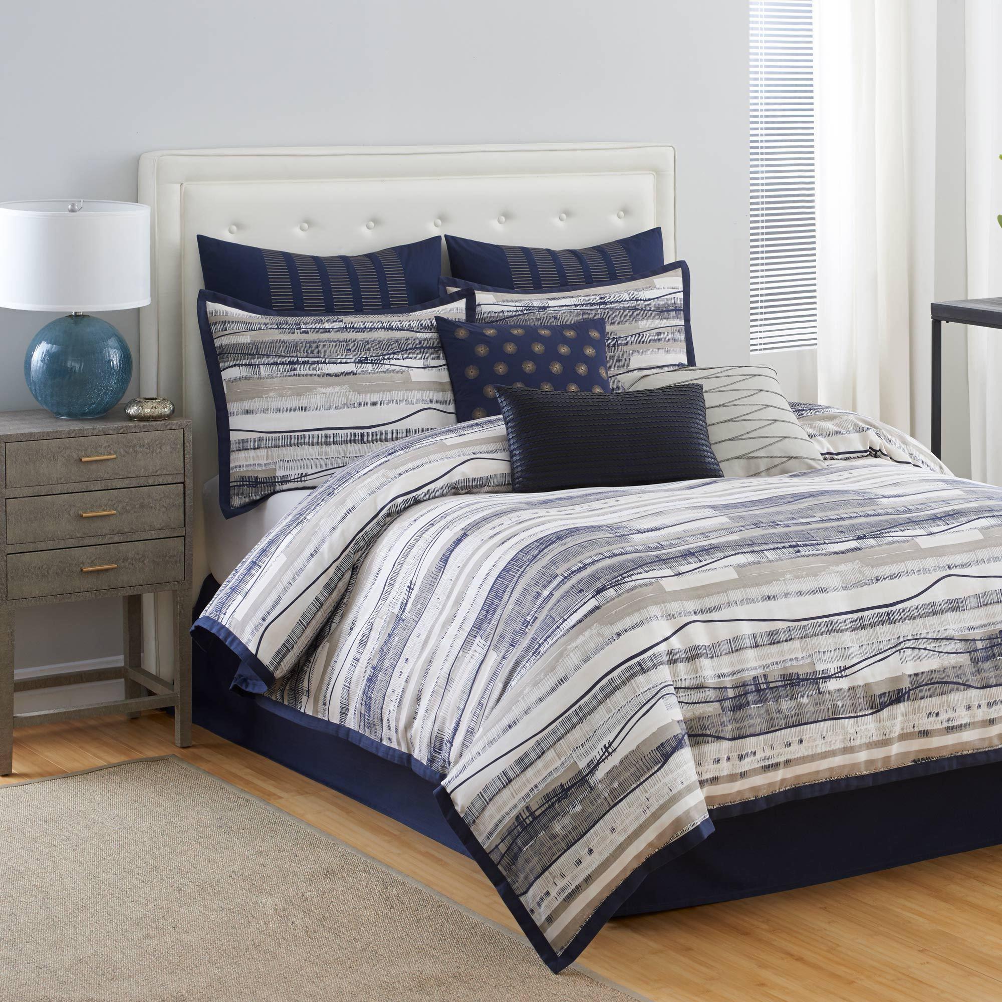 Modern Living Cirrus 4 Piece Comforter Set Overstock 9776127