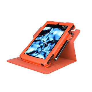 rooCASE Dual View Folio Case Cover Stand for Amazon Kindle Fire HD 7