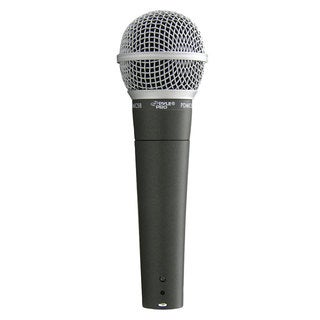 Pyle PDMIC58 Professional Moving Coil Dynamic Handheld Microphone (Refurbished)