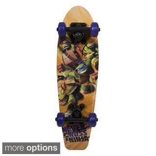 Teenage Mutant Ninja Turtles Kids 21-inch Complete Skateboard
