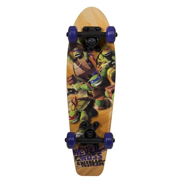 Teenage Mutant Ninja Turtles Kids 21-inch Complete Skateboard