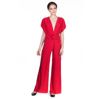 Women's Ladies Multiway Jumpsuit Rompers Playsuits