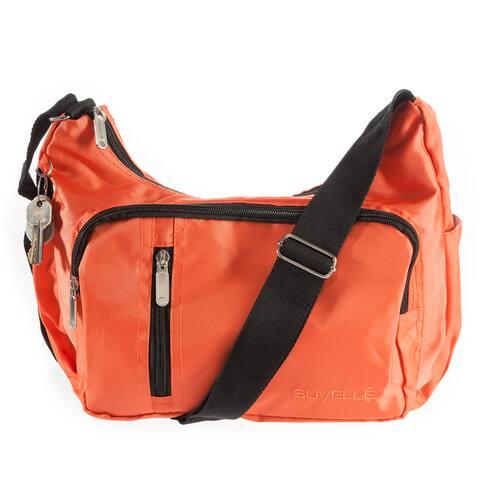 Suvelle 2054 Slouch Travel Crossbody Bag