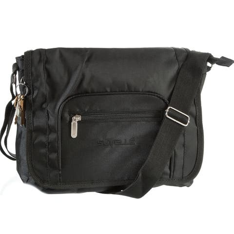 Suvelle 9902 Flapper Travel Crossbody Bag