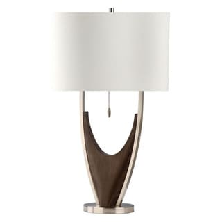 Hull Wood Table Lamp