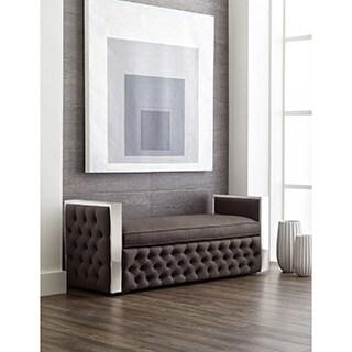 Sunpan 'Club' Privada Upholstered Bench