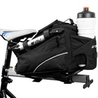 BV Bike Commuter Carrier Bag with Pump Attachment