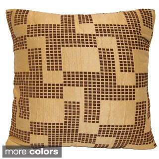 American Pillow Pinwheel 18-inch Decorative Throw Pillow