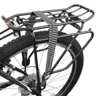 BV Bike Triple Elastic Pattern Cargo Strap