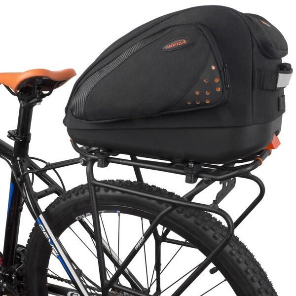 Ibera Bike PakRak Commuter MultiMount Bag Rack Adapter