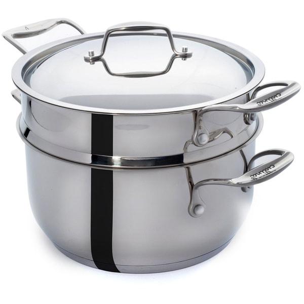 Shop Culina Stainless Steel 5-quart Steam Cooker