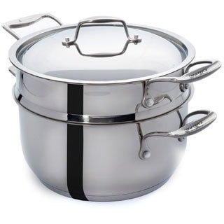 Culina Stainless Steel 5-quart Steam Cooker