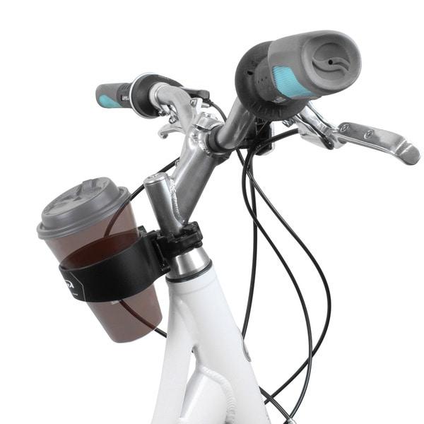 Ibera Bike Handlebar Mounted CupClamp Cup Holder