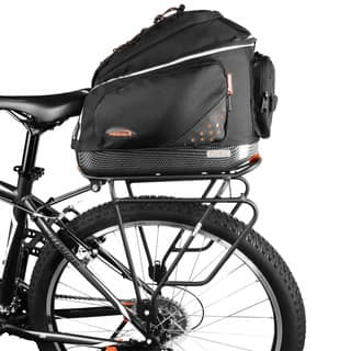 Ibera PakRak Clip-on Quick-release Commuter Bag and Touring Carrier Rack|https://ak1.ostkcdn.com/images/products/9776643/P16946702.jpg?impolicy=medium