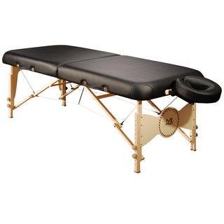 MT Massage Midas Plus 30-inch Massage Table Package