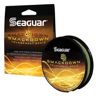 Seaguar Smackdown Green Braided 50-pound Line (150 yards)