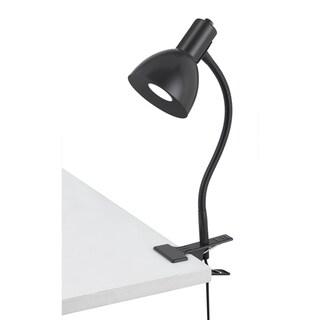 Cal Lighting LED Gooseneck Clamp-On Lamp