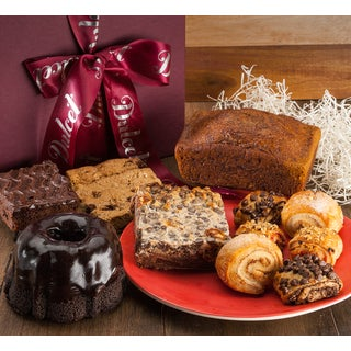 Old Fashioned Bakery Pastry Treat Gift Box