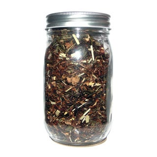 Tea Hurrah Organic Lemon Loose Leaf Tea