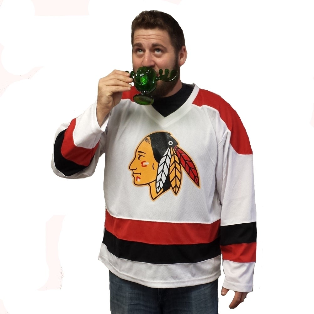 various colors 04802 3c2db Clark Griswold #00 Movie Hockey Jersey Christmas