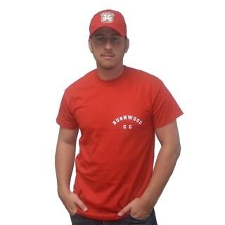 Danny Noonan Bushwood Country Club Movie T-shirt