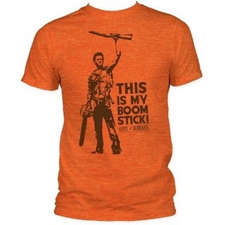 Army of Darkness This Is My Boomstick Cotton T-shirt