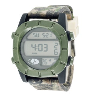 Mossy Oak Men's Digital Adventure Terrain Field Officially Green Watch