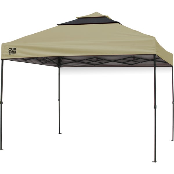 Quik Shade Summit Vented Instant Canopy Free Shipping