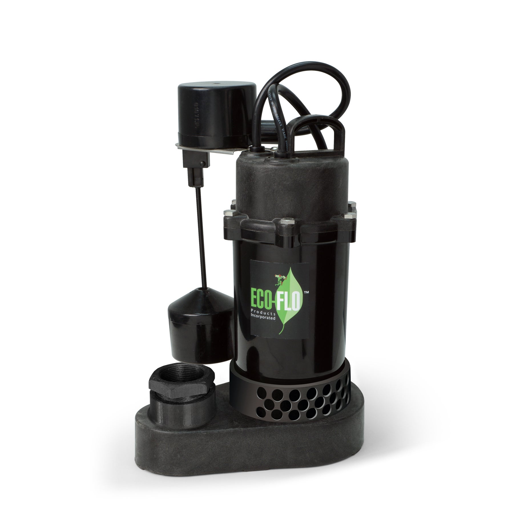 ECO-FLO SPP50V Thermoplastic Submersible Sump Pump (SPP50...