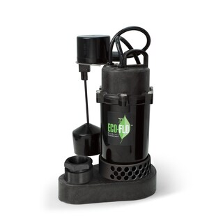 ECO-FLO SPP50V Thermoplastic Submersible Sump Pump