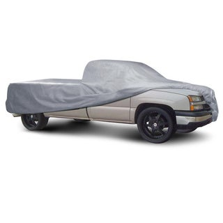 BDK Truck Cover Outdoor/ Indoor No-Scratch Lining Pickups for Standard Cab