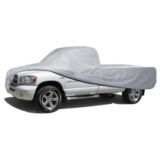 BDK Truck Cover Outdoor Indoor No-Scratch Lining Pickups for Regular Cab