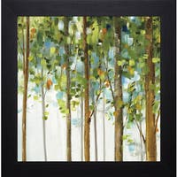 Lisa Audit 'Forest Study III' Framed Artwork
