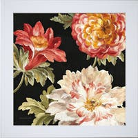 Danhui Nai 'Mixed Floral IV Crop II' Framed Artwork