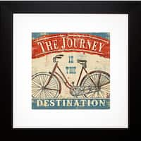 Pela Studio 'Beautiful Ride II' Framed Artwork