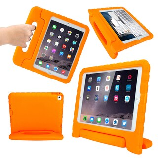 Gearonic Kids Safe and Rugged Foam Case with Handle for Apple iPad Air 2 (Option: Orange)