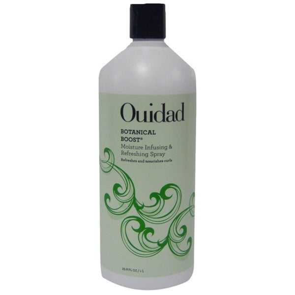Ouidad Botanical Boost Moisture 33.8-ounce Infusing and Refreshing Spray. Opens flyout.