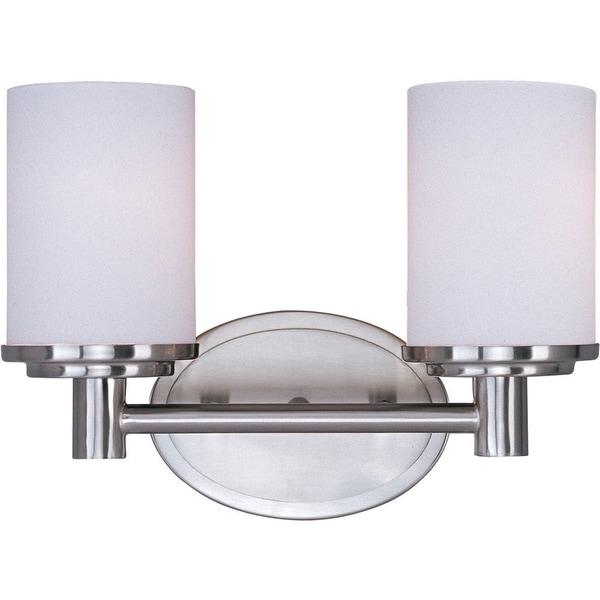 Maxim Lighting Cylinder Bath Vanity Fixture Free