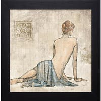Avery Tillmon 'Figure Study I' Framed Artwork