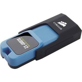 Corsair Flash Voyager Slider X2 USB 3.0 64GB USB Drive|https://ak1.ostkcdn.com/images/products/9779165/P16949146.jpg?impolicy=medium
