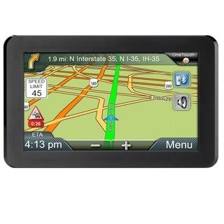 Magellan RoadMate 9465T-LMB 7-inch Touch Screen GPS Navigator