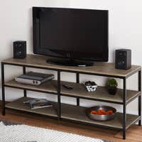 Simple Living Piazza Entertainment Stand Deals