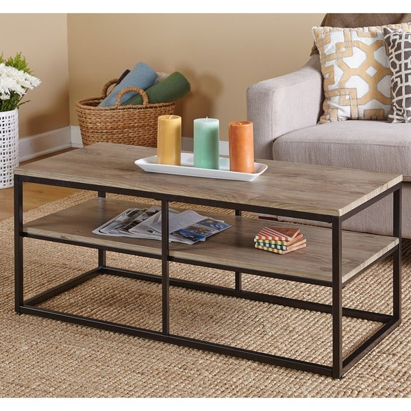 Simple Living Piazza Coffee Table - Simple Living Piazza Coffee Table - Free Shipping Today