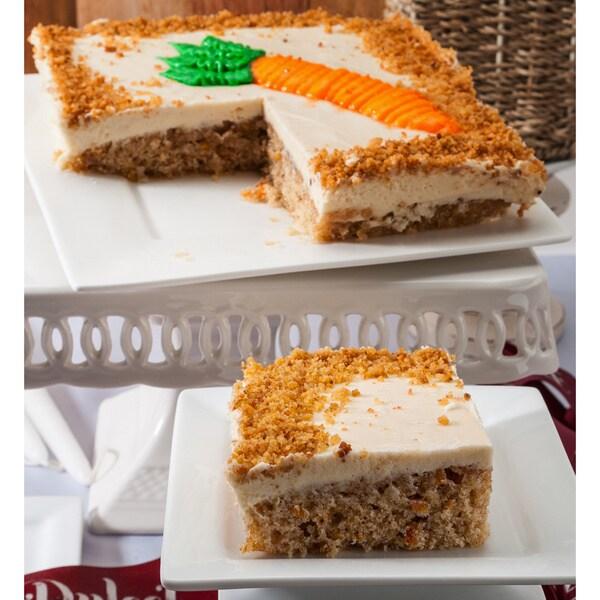Dulcet Gift Baskets Decadent Carrot Dessert Cake